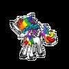 R. Unicorn Keldeo