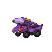 Car Genesect