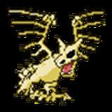 Skeletal Aerodactyl