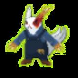 Scarecrow Zangoose