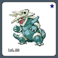 Aggron Shiny Example
