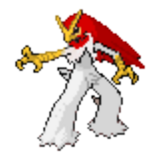 Chicken Blaziken