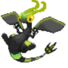Malachite Flygon