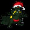 Christmas Sceptile