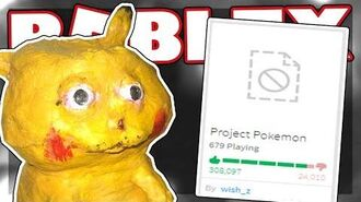 Rip project pokemon all other major roblox pokemon games