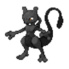 Corrupted Mewtwo