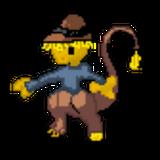 Scarecrow Mewtwo