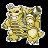 Skeletal Blastoise