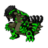 Radioactive Groudon