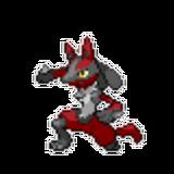 Crimson Lucario