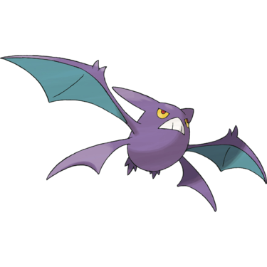 Image 375px 169crobatpng Project Pokemon Wiki Fandom Powered