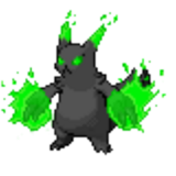 Radioactive Zangoose