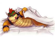 Very sexy bowser
