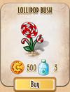 Seed - Lollipop bush