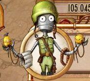 Tradesman - Soldier