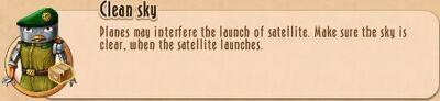 Task Line - 12 SE - 16 Clean sky
