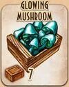Crop - Glowing Mushroom - Warehoused