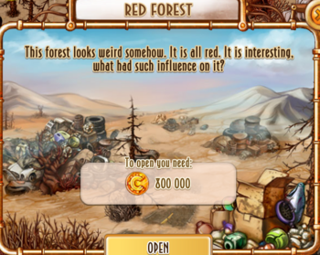 Area Red Forest