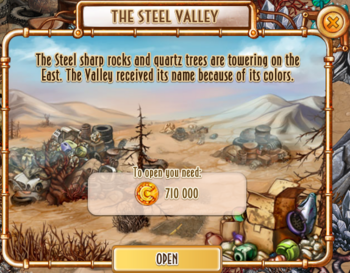 Area - The Steel Valley