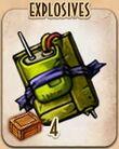 Explosives - Warehoused