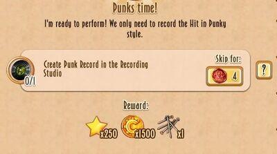 Punks time