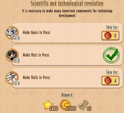 Scientific and Technological Revolution