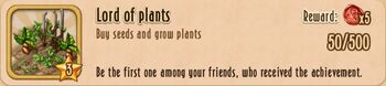 Achieve - Seed Planting - 03 Lord of Plants