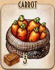 Crop - Carrot - Warehoused