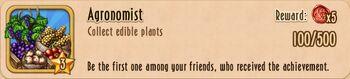 Achieve - Edible Plants - 03 Agronomist