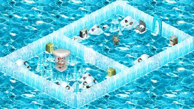 Ice Cave 10th level