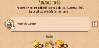 Antennas' repair | Project Restoration Wikia | FANDOM