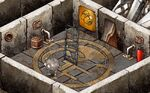 Bunker2 - Red Zone - Ladder