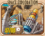 Task Line - 12 Space Exploration - 00 Icon