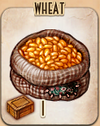 Crop - Wheat - Warehoused