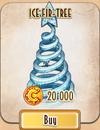 Buildings - Ice Fir-tree