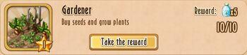 Achieve - Seed Planting - 01 Gardener