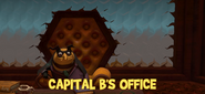 Capital B's Office