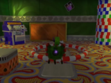 Casino Storage Room