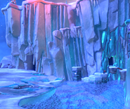 Two Entrances to Crystalline Cave