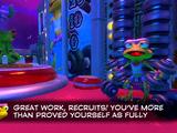 Blamphibian Recruiter