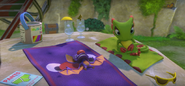 Yooka and Laylee screenshot from trailer