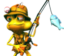 Angler Frog