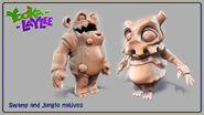 YookaLaylee Minions