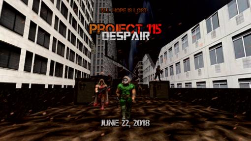Project 115 - Despair Wallpaper