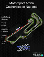 Motorsport Arena Oschersleben National