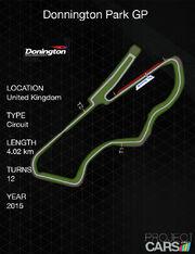 Donnington Park GP