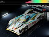 Aston Martin Racing DBR1-2