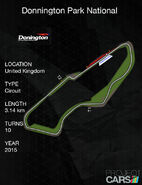 Donnington Park National