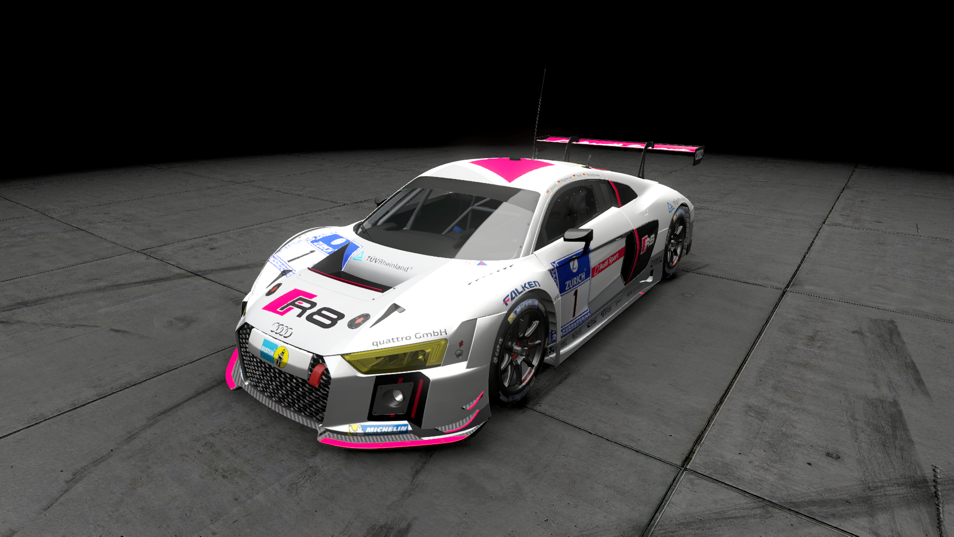 Audi R8 Lms Endurance Projectcars Wiki Fandom Powered By Wikia