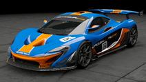 PC2 McLaren P1 GTR